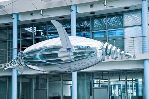 Festo AirPenguin