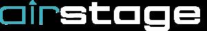 Airstage-Logo vektorisiert_weiß