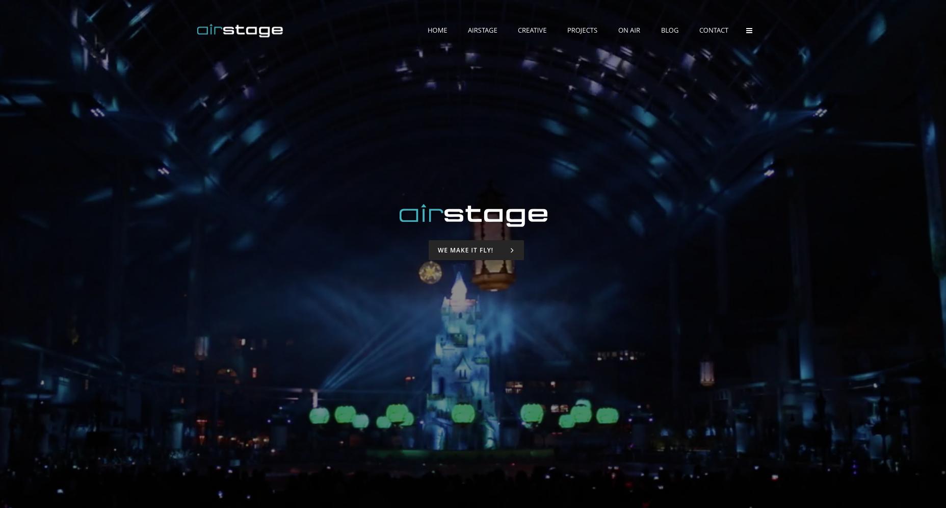Airstage Website