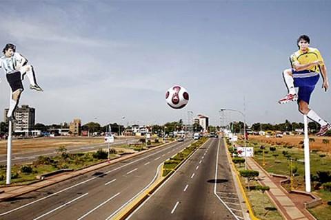 Copa America – Maracaibo