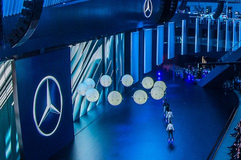 Mercedes-Benz Media Night